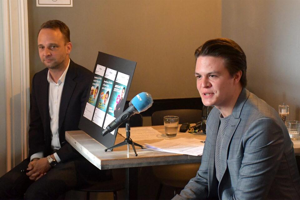 """OB-Kandidat Marian Schreier: """"Weniger reden, mehr machen"""""""
