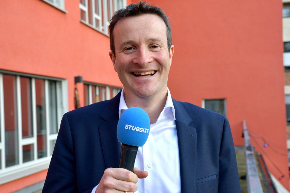 SPD-Kandidat Martin Körner: Darum bin ich der Richtige für den OB-Job in Stuttgart