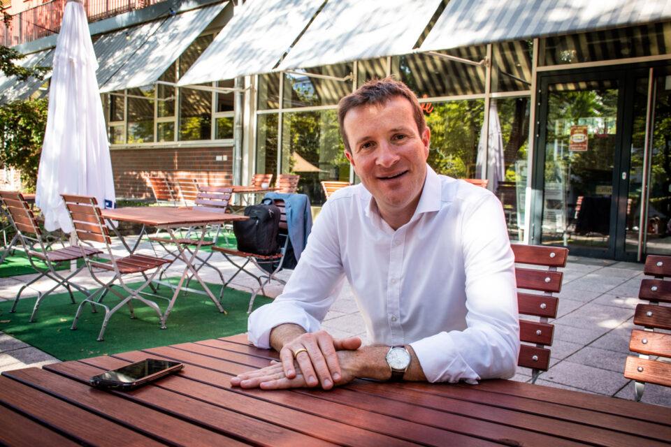 OB-Wahl: Auf den Punkt, Martin Körner