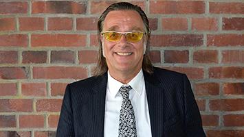 Der Entertainer und Moderator Michael Gaedt zu Gast bei STUGGI.TV in Stuttgart. (Foto: STUGGI.TV)