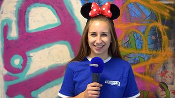Die Micky Maus wird 90 Jahre alt. Wir haben junge Stuttgarter gefragt was ihnen die Kultfigur noch bedeutet. (Foto: STUGGI.TV)