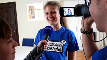 Botschafter von Mitmachen Ehrensache in Bad Boll. (Foto: STUGGI.TV/Rau)