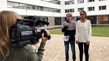 """Botschafter der Aktion """"Mitmachen Ehrensache"""" am 8. Oktober in Bad Boll (Foto: STUGGI.TV/Rau)"""