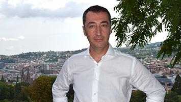 Wahl-Spezial Folge 1: Cem Özdemir von den Grünen im Interview. (Foto: STUGGI.TV/Plapp)