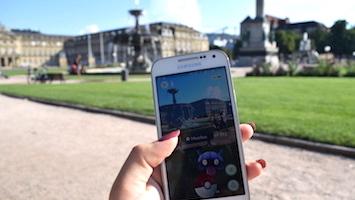 Pokemon Go (Foto: Kheredmand/STUGGI.TV)