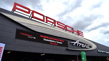 Die Porsche-Arena wird zehn Jahre alt. Foto: Goes/STUGGI.TV