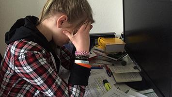 Was tun gegen Prüfungsangst? Foto: Goes/STUGGI.TV