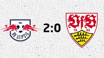 RB Leipzig - VfB Stuttgart 2:0 (Fotografik: STUGGI.TV)