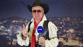 Ray Martin spricht im Trifft-Interview über den 83. Geburtstag von Elvis Presley. (Foto: STUGGI.TV/Goes)