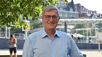 Wahl-Spezial Folge 2: Bernd Riexinger von den Linken im Interview. (Foto: STUGGI.TV/Plapp)