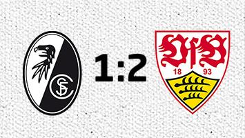 SC Freiburg - VfB Stuttgart 1:2 (Fotografik: STUGGI.TV)