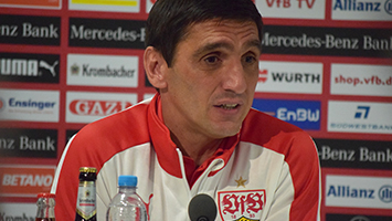 VfB Stuttgart trennt sich von Trainer Tayfun Korkut (Foto: STUGGI.TV)