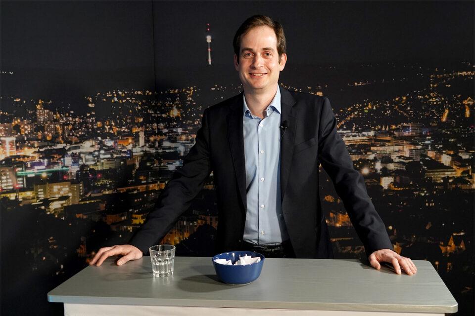 Landtagswahl: Kandidat Sascha Meßmer möchte mit der SPD in die Regierung zurück