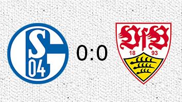 FC Schalke 04 - VfB Stuttgart 0:0 (Fotografik: STUGGI.TV)