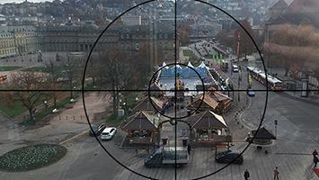 Haben die Stuttgarter Angst vor Anschlägen? Foto: Goes/STUGGITV