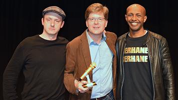 Gewinner beim Master Comedy Clash, Foto: STUGGI.TV/kheredmand