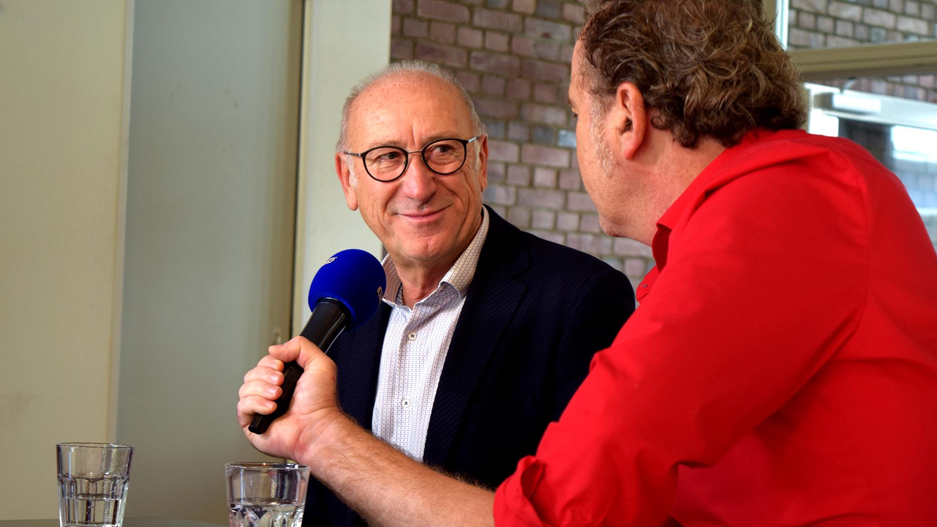 Der ehemalige Geschäftsführer Sieghard Kelle von der Stuttgarter Jugendhaus Gesellschaft (STJG) im Interview über die Veränderungen in der Jugendarbeit bei STUGGI.TV und den Stuttgarter Nachrichten. (Foto: STUGGI.TV)