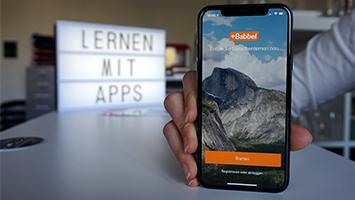 """""""Französisch in 3 Wochen"""": Wie gut sind Sprach-Apps wie Babbel wirklich? (Foto: STUGGI.TV)"""