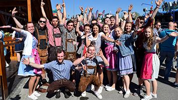 Das 81. Stuttgarter Frühlingsfest ist am 20.04.2019 auf dem Cannstatter Wasen gestartet (Foto: STUGGI.TV)