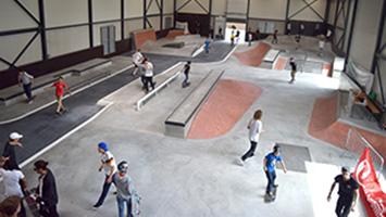Skatepark Stuttpark Eröffnung (Fotoquelle: STUGGI.TV)