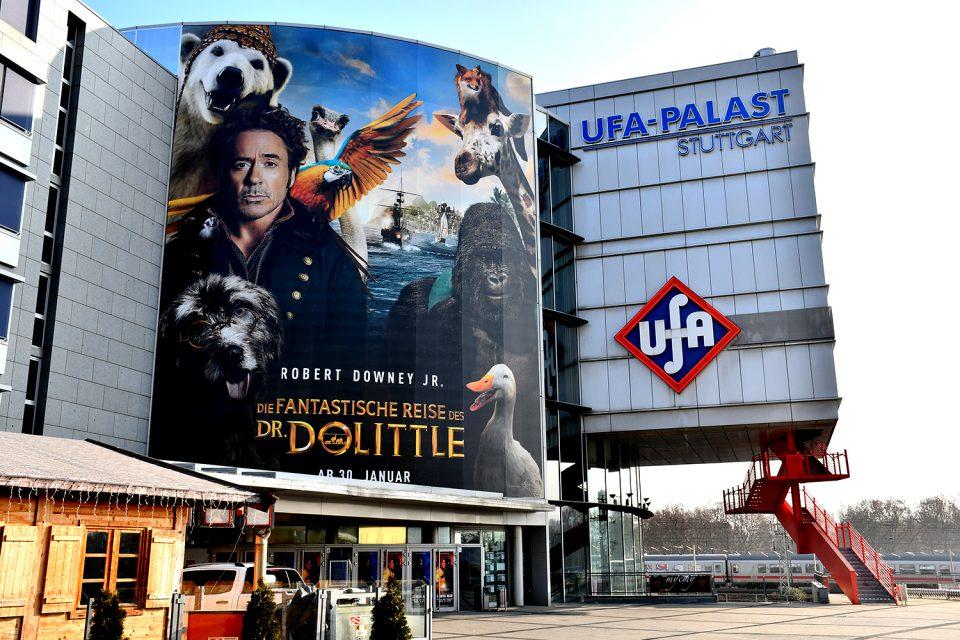 Ufa Palast Kinotag