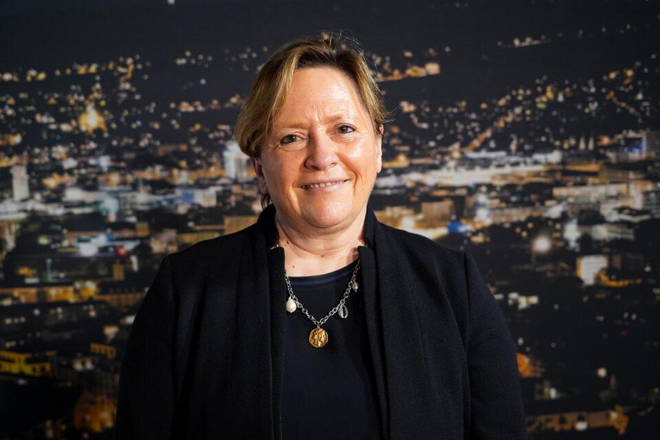 """""""Auf den Punkt"""" mit CDU-Spitzenkandidatin Susanne Eisenmann"""