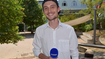Wir haben Wittek zum TRIFFT-Interview bei STUGGI.TV getroffen. (Foto: STUGGI.TV)