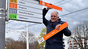 Danke VVS! Tarifzonen-Update: Die Fahrt durch Stuttgart wird billiger (Foto: STUGGI.TV)