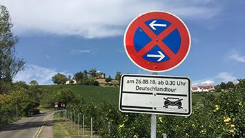 Bei der Tour de Stuttgart ist StN/StZ-Redakteur die Jedermann-Tour Strecke schonmal probehalber abgefahren. Foto: Decksmann