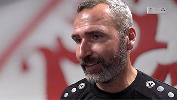 Exklusiv-Interview: Wie der neue Trainer Tim Walter den VfB in die Bundesliga zurückführen möchte (Foto: STUGGI.TV)
