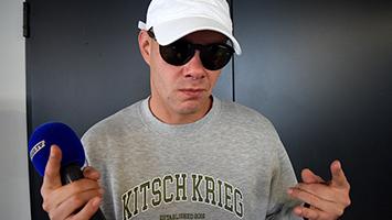 Der sächsische Rapper Trettmann ist aktuell einer der gefragtesten Hip-Hop-Künstler Deutschlands (Foto: STUGGI.TV)