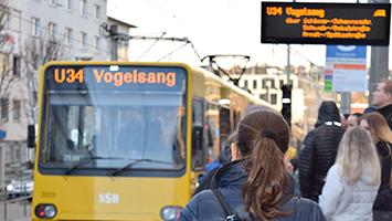 VVS-Gipfel der Jugendräte: Die Fahrt mit Bus & Bahn sollte sich jeder Jugendliche leisten können (Foto: STUGGI.TV)