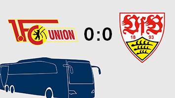 Breaking News: Der VfB Stuttgart steigt nach einem 0:0 bei Union Berlin zum dritten Mal aus der Fußball-Bundesliga ab (Foto: STUGGI.TV)