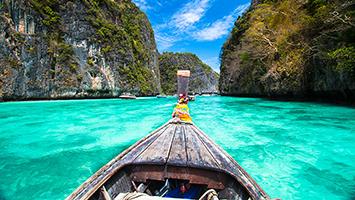 Thailand ist für viele junge Menschen eines der beliebtesten Länder für den Auslandsaufenthalt. (Foto: Clipdealer)