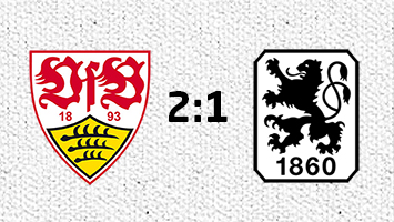 VfB Stuttgart - 1860 München 2:1 (Fotografik: STUGGI.TV/Rau)