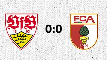 VfB Stuttgart - FC Augsburg 0:0 (Fotografik: STUGGI.TV/Rau)