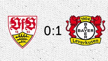 VfB Stuttgart - Bayer Leverkusen 0:1 (Fotografik: STUGGI.TV)