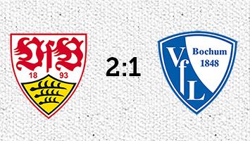 VfB Stuttgart - VfL Bochum 2:1 (Fotografik: STUGGI.TV)