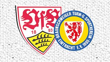 VfB-Trainer Olaf Janßen zum kommenden Heimspiel gegen Tabellenführer Eintracht Braunschweig. (Fotografik: STUGGI.TV)