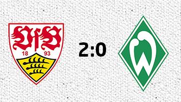 VfB Stuttgart - Werder Bremen 2:0 (Fotografik: STUGGI.TV)