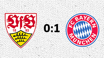 VfB Stuttgart - Bayern München 0:1 (Fotografik: STUGGI.TV)