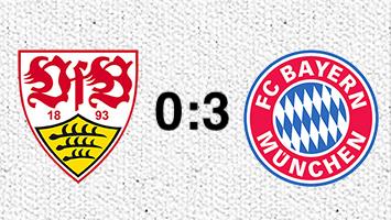 VfB Stuttgart - FC Bayern München 0:3 (Fotografik: STUGGI.TV)