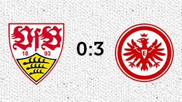 VfB Stuttgart- Eintracht Frankfurt 0:3 (Fotografik: STUGGI.TV)
