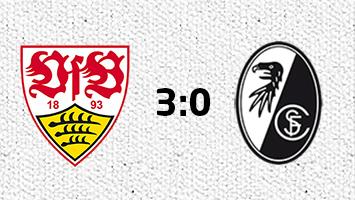 VfB Stuttgart - SC Freiburg 3:0 (Fotografik: STUGGI.TV)
