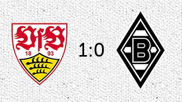 VfB Stuttgart - Borussia Mönchengladbach 1:0 (Fotografik: STUGGI.TV)