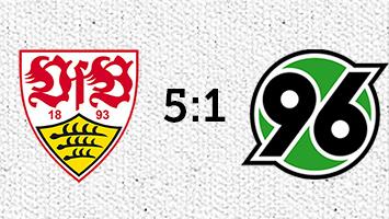 VfB Stuttgart - Hannover 96 5:1 (Foto: STUGGI.TV)