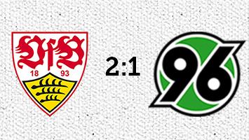 VfB Stuttgart - Hannover 96 2:1 (Fotografik: STUGGI.TV)