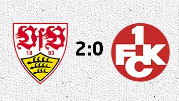 VfB Stuttgart - 1. FC Kaiserslautern 2:0 (Fotografik: STUGGI.TV)