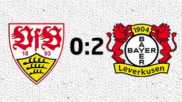 VfB Stuttgart - Bayer Leverkusen 0:2 (Fotografik: STUGGI.TV)