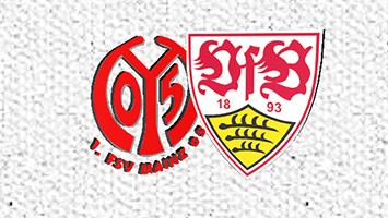 Zum Bundesliga-Auftakt muss der VfB Stuttgart zu Mainz 05. (Grafik: STUGGI.TV/Goes)